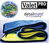 ValetPRO Drying Towel Car Wash Paint Scratch Free Big HUGE High Quality Cloth 20 x 31,5 Inch - 50 x 80 cm