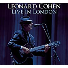 Live In London by Leonard Cohen (2009-04-08)