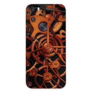 Cell Planet's 3D Designer Back Cover and Temper for Coolpad Mega