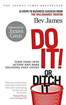 Do It! or Ditch It by [James, Bev]