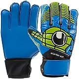 Uhlsport, Uomo, Nero/Blu / Verde (Noir/Bleu/Vert Power), Talla 10