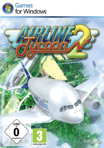 Airline Tycoon 2 [PC Steam Code]