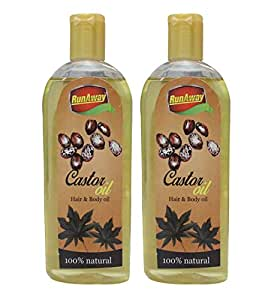 Bumper Offer - Save Rs 101 ...Runaway Combo of 2pcs Extra Pure Castor oil