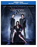 Vampire Diaries: Complete Fourth Season [Reino Unido] [Blu-ray]