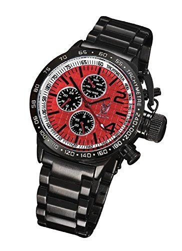Konigswerk AQ101106G-Herren Armbanduhr Farbe Schwarz