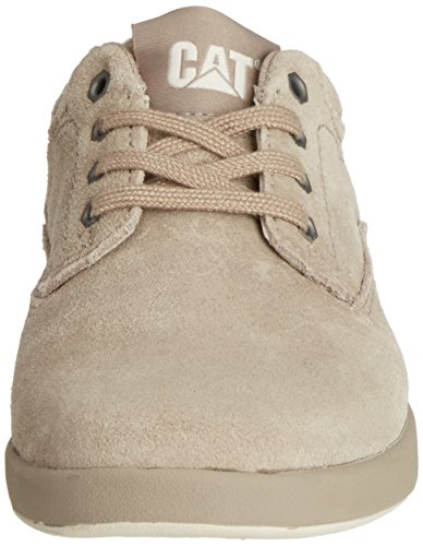 Caterpillar Poe Lo, Low-Top Sneakers mixte enfant gris (Simply Taupe)