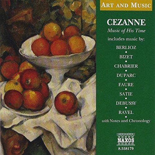 Preisvergleich Produktbild Cezanne-Music of His Time