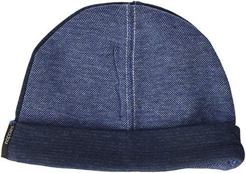Noppies Baby - Jungen Mütze B Hat Vienna, Blau (Blue Denim C306), One Size...