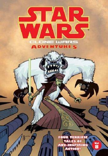Star Wars: Clone Wars Adventures: v. 8 (Star Wars)