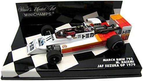 Minichamps - 400790111 - Véhicule Miniature - Modèle À L'échelle - March 792 - Echelle 1/43 | Shopping Online