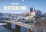 Unterwegs in Deutschland (Wandkalender 2019 DIN A3 quer): Deutschland von den Alpen bis zur Ostsee (Monatskalender, 14 Seiten ) (CALVENDO Orte) - LianeM