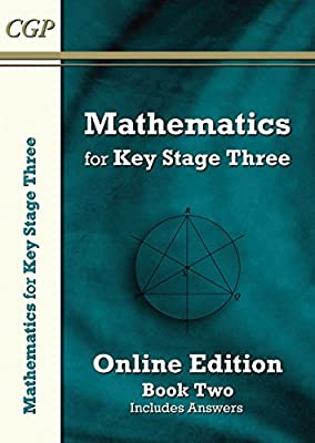 KS3 Maths Textbook 2: Student Online Edition (with answers) (CGP KS3 Maths) from Coordination Group Publications Ltd (CGP)