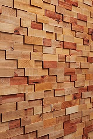 Wood Panels Donna 123, Pear,