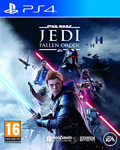 Foto Star Wars Jedi Fallen Order - PlayStation 4
