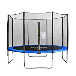 8 Ft Replacement Netting For Trampoline Enclosure
