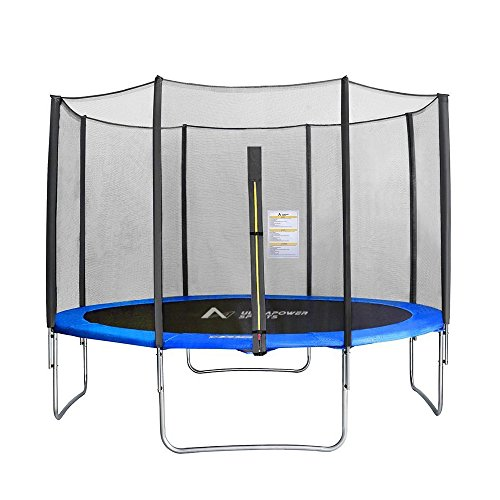 12FT replacement Trampoline safety Net(NET ONLY)Trampoline Spares Surround Enclosure