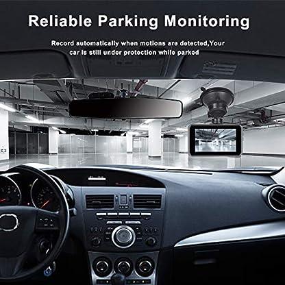 Aonerex-Dashcam-1080P-Full-HD-DVR-Mini-Dual-Lens-Kamera-3-Zoll-LCD-Bildschirm-Autokamera-Video-Recorder-mit-170–Weitwinkel-G-Sensor-WDR-Parkmonitor-Loop-Aufnahme-Bewegungserkennung