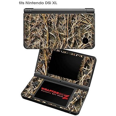 Nintendo DSi XL Skin WraptorCamo Grassy Marsh Camo by WraptorSkinz