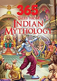 Story book for kids: 365 Tales from Indian Mythology