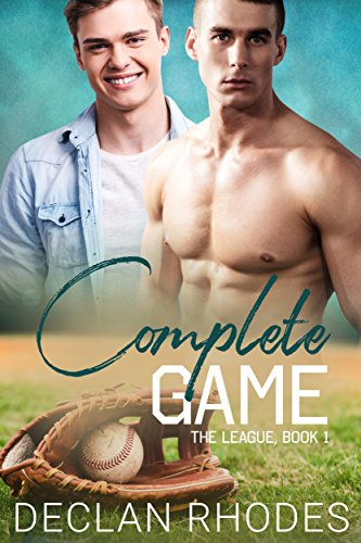 complete-game-the-league-book-1-english-edition