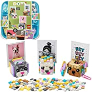 LEGO DOTS Animal Picture Holders, DIY Desk Accessories Decorations Set, Art and Craft for Kids  41904