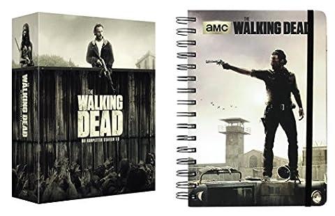 The Walking Dead - Die kompletten Staffeln 1 2 3 4 5 6 + Notizbuch 26 Blu-Ray Box Geschenk Set LIMITED EDITION