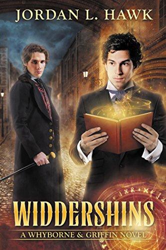 Buchseite und Rezensionen zu 'Widdershins (Whyborne & Griffin Book 1) (English Edition)' von Jordan L. Hawk