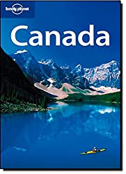 Lonely Planet Canada Country Guide (Lonely Planet Canada) (Paperback)