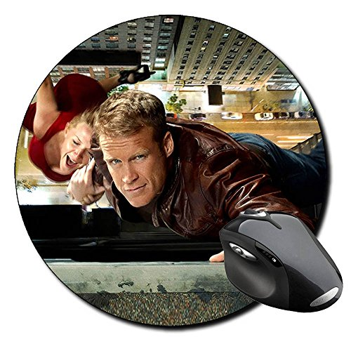 escudo-humano-human-target-mark-valley-tapis-de-souris-ronde-round-mousepad-pc