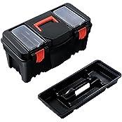 Prosper Plast N22R, Prosper Plast N22R 55 x 26.7 x 27 cm Mustang Toolbox - Multi-Colour (12-Piece) (DIY & Tools)