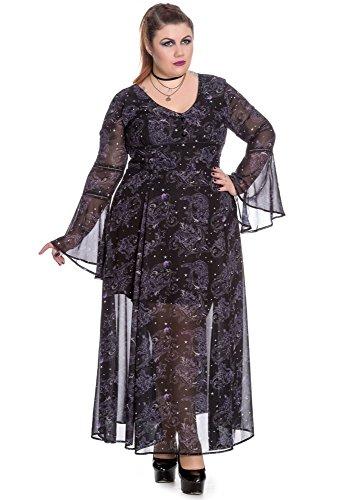 Spin Doctor Damen Kleid schwarz schwarz Schwarz