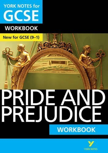 Pride and Prejudice: York Notes for GCSE (9-1) Workbook: YNA5 GCSE the Tempest 2016 by Julia Jones (2016-03-30)