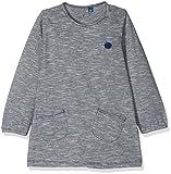 TOM TAILOR Kids Baby-Mädchen Kleid Dresses, Blau (Real Navy Blue 6593), 86