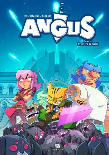 Angus, Tome 4 : Aventure au muse