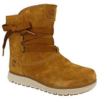 Timberland Women's Leighland Pull-on Waterproof Boot 7