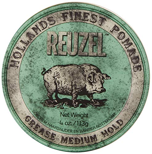 Reuzel Green Grease Medium Hold ()