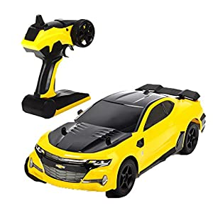Dickie Toys 203119003RC Transformers Bumblebee, Juego