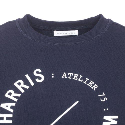 Harris Wilson - sweat Bleu