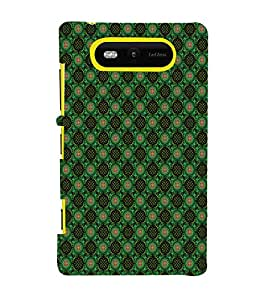 Ebby Premium Printed Mobile Back Case Cover With Full protection For Nokia Lumia 820 / Microsoft Lumia 820 (Designer Case)