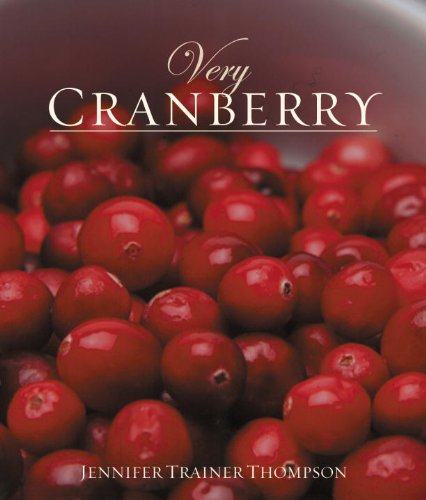 Very Cranberry (Very Cookbooks) (English Edition)