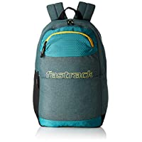 Fastrack 20.65 Ltrs Green School Backpack (A0693NGR01)