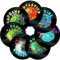Science Evolution of Planet Earth Reward Stickers, Teachers, Parents, Kids
