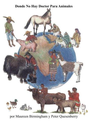 Descargar Libro Donde No Hay Doctor Para Animales de Peter Quesenberry