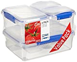 Picture Of Sistema KLIP IT Container - Pack of 6