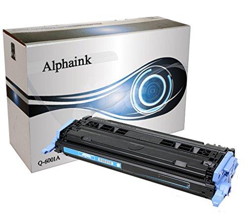 AI-Q6001A Toner Ciano compatibile per HP Laserjet Color, 2000