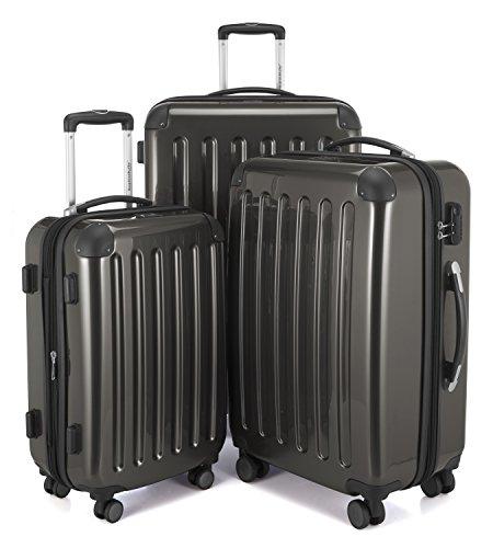 Hauptstadtkoffer- Juego de maletas de policarbonato