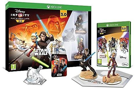 Disney Infinity 3.0 Star Wars Starter-Set [AT-PEGI] (1 Anakin Skywalker Action-figur)