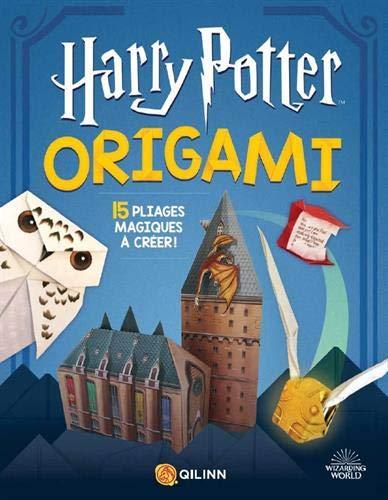 Harry Potter Origami : 15 pliages magiques à créer !
