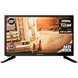 TV LED 20' INFINITON HD para CARAVANAS - USB, HDMI, 200Hz, Modo Hotel (Adaptador 12V Incluido)