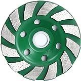 """Latinaric 12 s E Empresa 4"""" concreto turbina diamante pulido rueda de la Copa Disco de mampostería de piedra herramienta de corte para amoladora angular"""